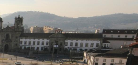 Convento do Pópulo onde funciona a CM Braga