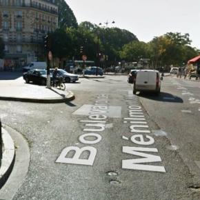 Zona accidentului. Sursa foto: lexpress.fr