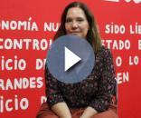 Suárez es la coordinadora insular de IU