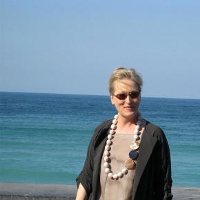 Meryl Streep się nie starzeje.