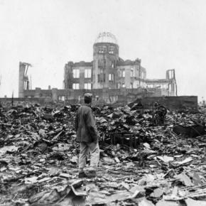 Hiroshima after the nuclear bomb
