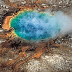 Supervulcanul Yellowstone ameninta Statele Unite