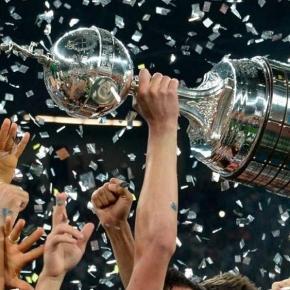 Trofeo Copa Libertadores 2015.