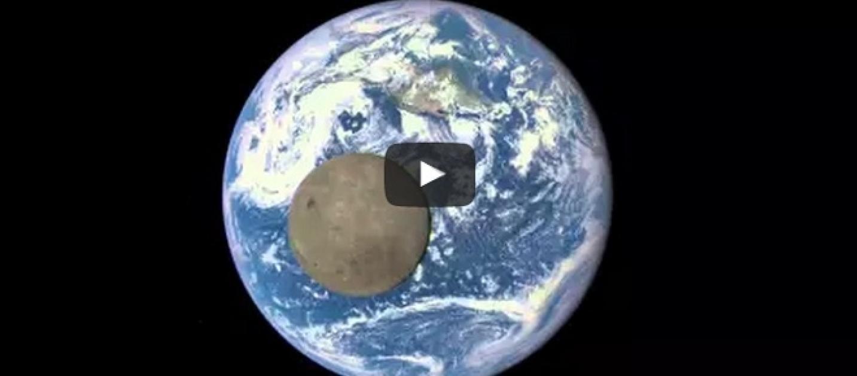 La nasa 39 svela 39 il lato oscuro della luna immagini di un for Mostra nasa