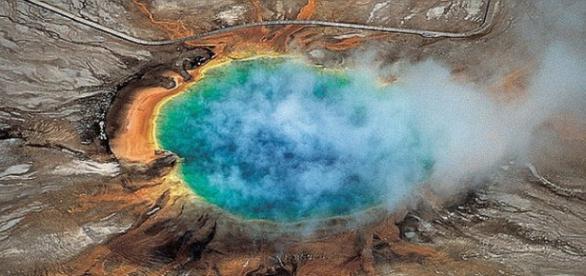 Supervulcanul Yellowstone ameninta Statele Unite
