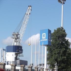 Porto de Leixões - local da corrida