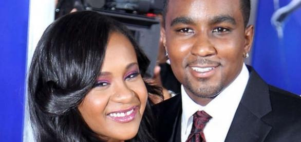 Bobbi Kristina şi Nick Gordon Brown