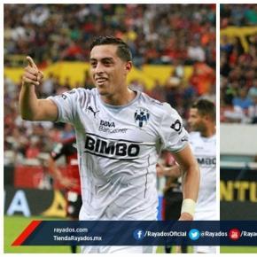 (Fotografía, Club de Futbol Monterrey).