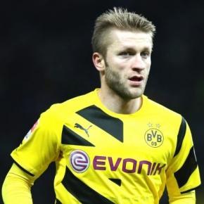 Jakub Błaszczykowski w barwach Borussii Dortmund