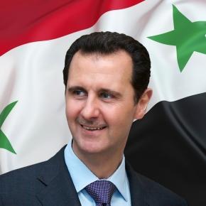 Le président syrien Bachar Al Assad
