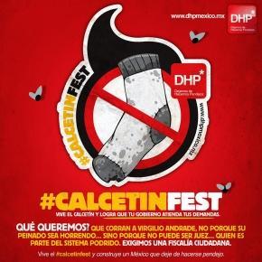 Usa el #calcetinfest para que el gobierno cumpla