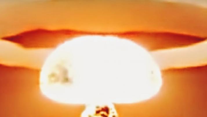 Sganciata un'atomica su Milano: niente panico è solo una simulazione