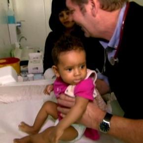 München hilft den erschöpften Kleinsten mit Ärzten