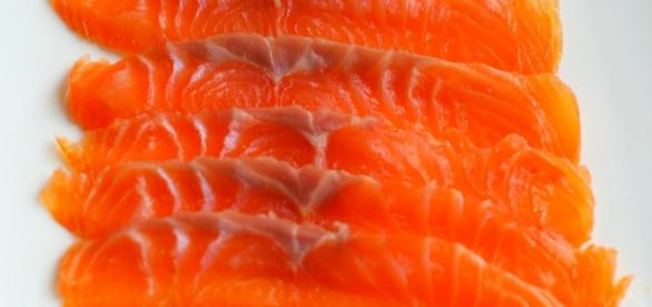 A fish-rich diet can help counter depression.