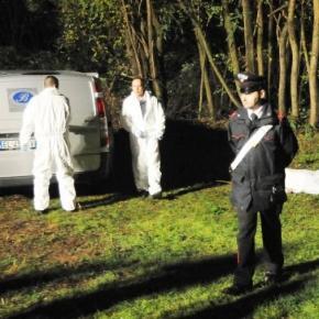 Cadavrul a fost găsit într-o pădure