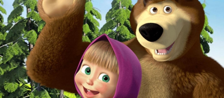 La terza serie di masha e orso si farà