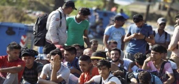 Germania a deschis frontierele imigranților