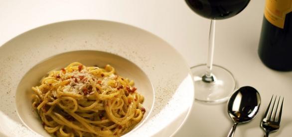 Spaghetti alla carbonara, Mattes Boch (Wikipedia)