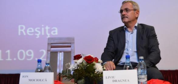 Liviu Dragnea preşedintele interimar PSD