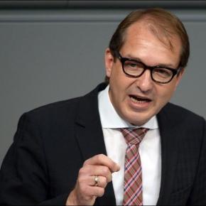 Alexander Dobrindt atacă membrii UE