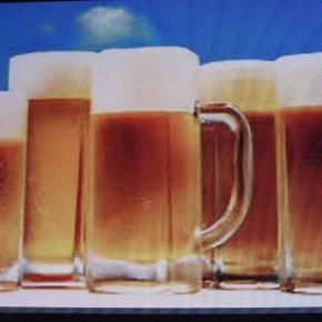 Cerveja é a estrela do festival