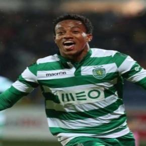 Carrillo poderá sair a custo zero do Sporting.