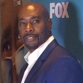 "Morris Chestnut at the Fox ""Rosewood"" screening"