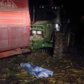 O condutor não se apercebeu da presença da vítima.