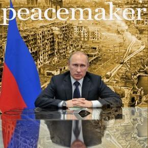 Vladimir Putin - apostolul păcii din Siria