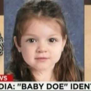 Fetiţa găsită moartă în iunie a fost identificată