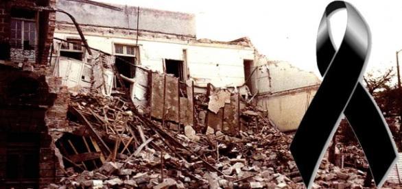 a 30años del terremoto de México