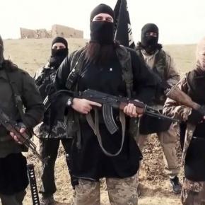 Dżihadyści z Państwa Islamskiego