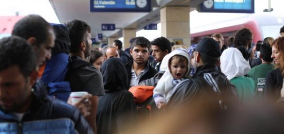 Imigranci muzułmańscy w Europie