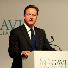 David Cameron - Premierul Regatului Unit