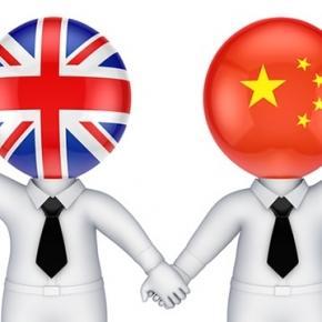 Kína és Anglia egyességre lép a gazdasági piacon