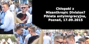 Chłopcy miznatropowcy? Poznań, 17.09.2015