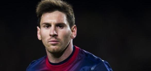 LIONEL MESSI kapitan FC Barcelona / Soha.vn