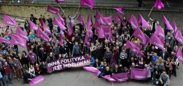 Młodzi, nieskażeni politycy Partii Razem