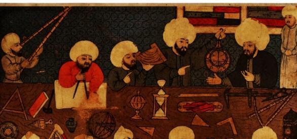 Średniowieczni uczeni muzułmańscy