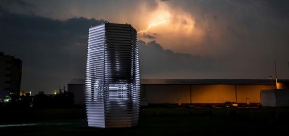The Smog Free Tower, solución a la contaminación.