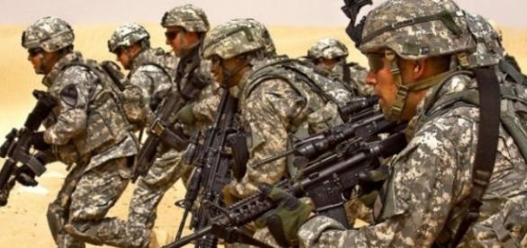Trupele SUA pregatite de un conflict cu Rusia