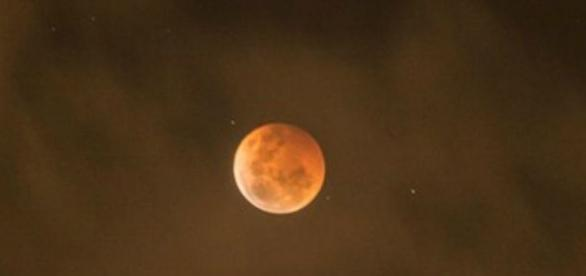 Wkrótce na niebie Krwawy Księżyc