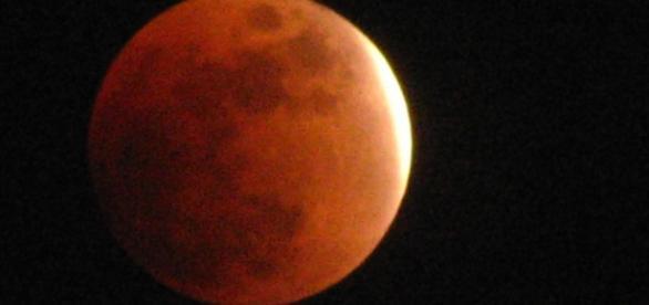 Zaćmienie księżyca 28 września