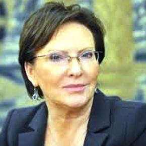 Ewa Kopacz na szczycie Unii Europejskiej