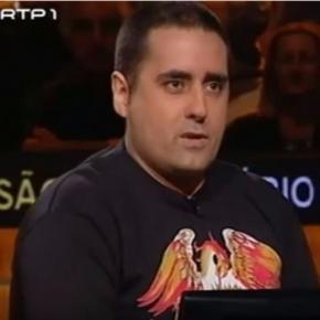 Sem estudos, Sérgio ganhou 10 mil euros