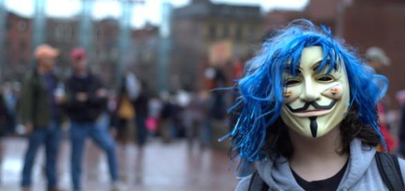 Startet Anonymous im Oktober Aktion gegen Banken?
