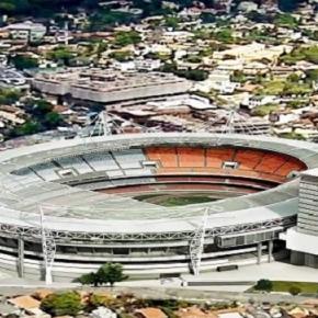 Estádio Morumbi é o palco do jogo