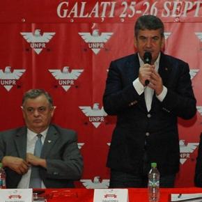 Gabriel Oprea a făcut declarații la Galați