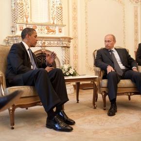 Întâlnire oficială Vladimir Putin - Barack Obama