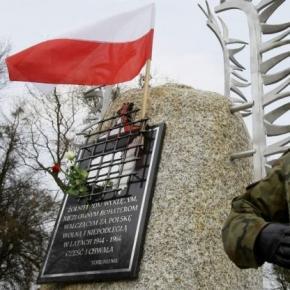 Pomnik Żołnierzy Wyklętych w Toruniu